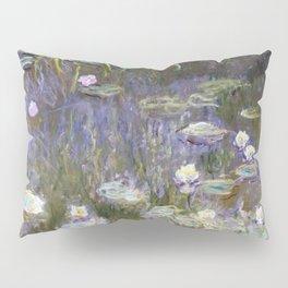 Water Lilies 1922 by Claude Monet Pillow Sham