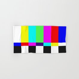 color tv Hand & Bath Towel
