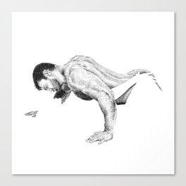 Konstantin - 4 - Nood Dood Canvas Print