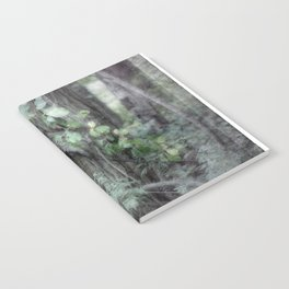 trees and vines Notebook