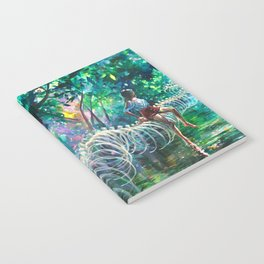 Dopamine Jungle Notebook
