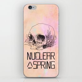 Nuclear Spring iPhone Skin