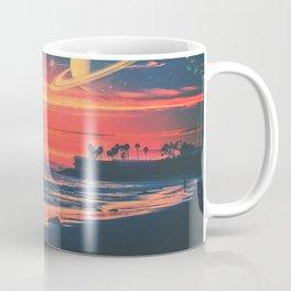 A Fax From the Beach Coffee Mug