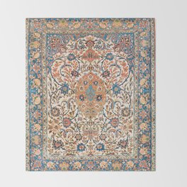 Isfahan Antique Central Persian Carpet Print Decke