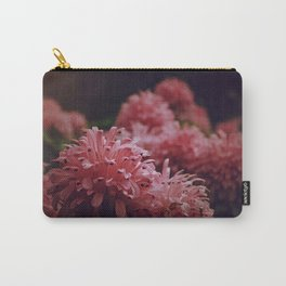 Pink Bellingrath Floral Carry-All Pouch