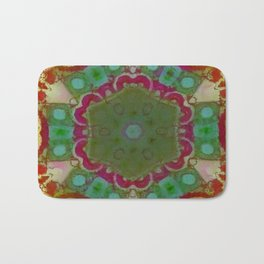 Abstruse Geometry Kaleidoscope Bath Mat