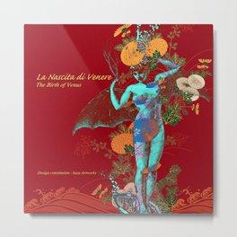Nascita di Venere[The Birth of Venus ] Metal Print