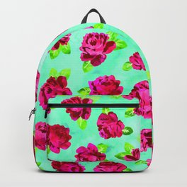 Roses Pattern 03 Backpack