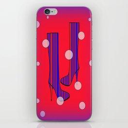 Art Meets Fashion iPhone Skin