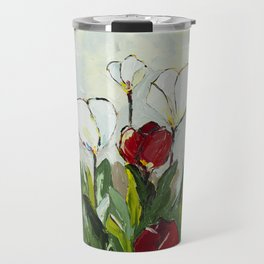 Spring Morning Travel Mug