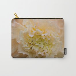 Begonia Ruffle Carry-All Pouch