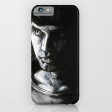 morrison / Black and white  iPhone 6s Slim Case