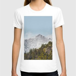 Clouded Mountains T-shirt