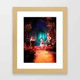 HOLLYWOOD STUDIOS: Great Movie Ride (3) Framed Art Print