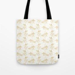 Chistma Eve Tote Bag