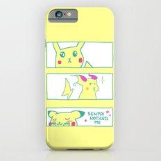 Teenage Poke Romance iPhone 6s Slim Case