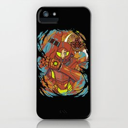 The Huntress. iPhone Case