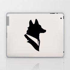 Monsieur Renard / Mr Fox - Animal Silhouette Laptop & iPad Skin