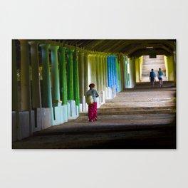 Myanmar Canvas Print