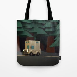 get out of the dark Tote Bag