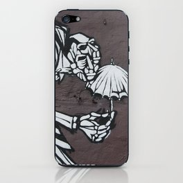 Bumbershoot iPhone Skin