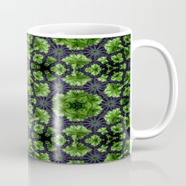 Concave Stature Pattern 7 Coffee Mug