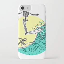 Surf Nose iPhone Case