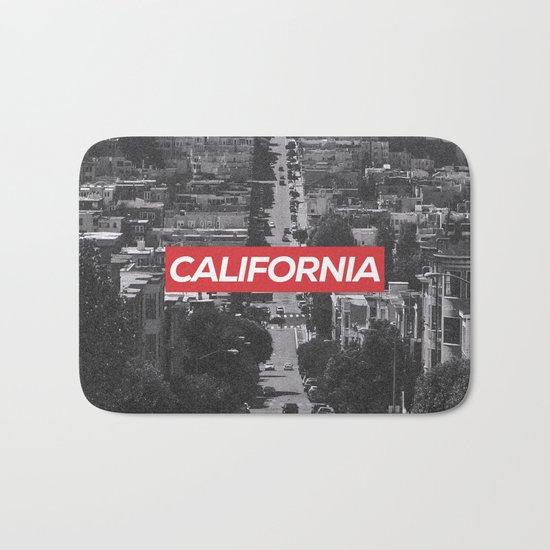 California Bath Mat