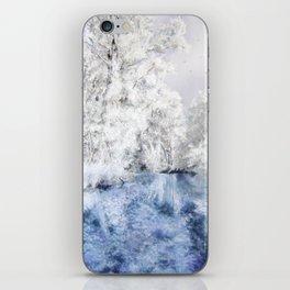 Frozen Beauty iPhone Skin