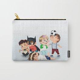 Chibi kids OT5 Carry-All Pouch