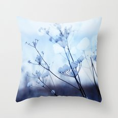 Winter 1 Throw Pillow