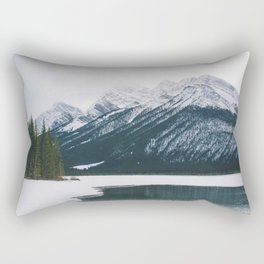Spray Lakes VI Rectangular Pillow