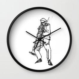 rahsaan Wall Clock