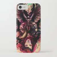 totem iPhone & iPod Cases featuring Totem by Gavin Ho