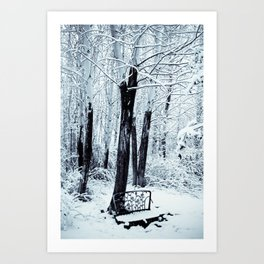 Stillness II Art Print