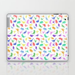 Fun Dinosaur Pattern Laptop & iPad Skin