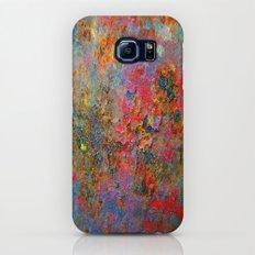 Rust Texture 43 Slim Case Galaxy S6