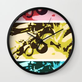 The Coffee Beans Series Wall Clock