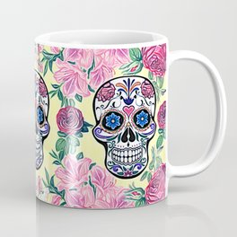 Sugar Skulls Coffee Mug