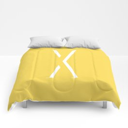 The Letter x Comforters