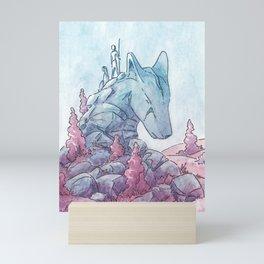 The First Foxdragon Mini Art Print