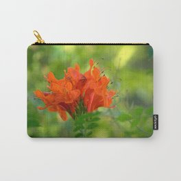 Exotic Ginger Flower Bignone 9125 Carry-All Pouch