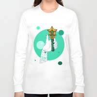 sailor jupiter Long Sleeve T-shirts featuring Jupiter by scoobtoobins