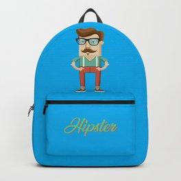 Hipster Johnny Backpack
