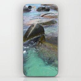 The Baths iPhone Skin