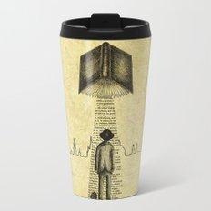 Take Me To Your Reader Travel Mug