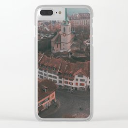 Bern from the Air Clear iPhone Case
