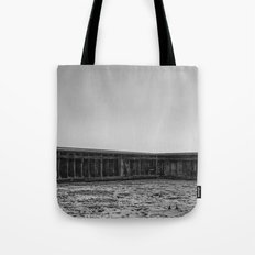 Fremantle Shades of Grey Tote Bag