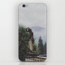 In The Mists of Romania iPhone Skin