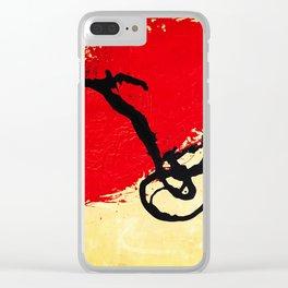 Zest Clear iPhone Case